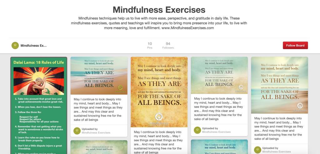 Quotes about Mindfulness